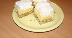 Fagyi szelet - Süss Velem Receptek Cheesecake, Dios, Cheesecakes, Cherry Cheesecake Shooters