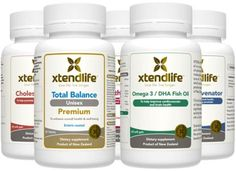 Products I Love / http://www.bestnutritionsupplements.com - Xtend-Life natural dietary health supplements.