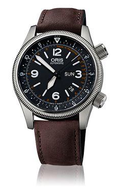 Oris Big Crown - Часы Oris Royal Flying Doctor Service Limited Edition  01 735 7672 4084-Set LS