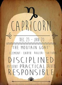 All About Capricorn All About Capricorn, Capricorn Facts, Zodiac Capricorn, Astrology Planets, Astrology Signs, Zodiac Signs, What Is Your Sign, Virgo Moon, Cancer Moon