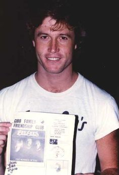 Andy Gibb Susan Ansley here in New Zealand