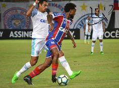 NONATO NOTÍCIAS: ESPORTES: Bahia sai na frente, mas cede empate par...