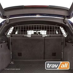 AUDI Q7 ALL YEARS Rear Headrest Wire Mesh Dog Guard Divider Barrier