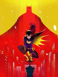 Drawing Superhero Dusk 'Till Drawn — Theme: Batgirl By: Nicolas Gardeazabal. Batwoman, Nightwing And Batgirl, Drawing Cartoon Characters, Character Drawing, Comic Character, Barbara Gordon, Gotham City, Comic Books Art, Comic Art