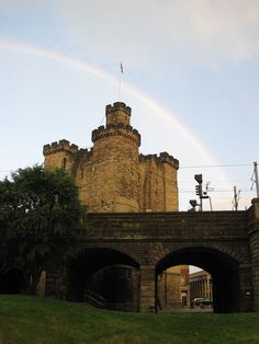Newcastle upon Tyne, UK. Castle Keep