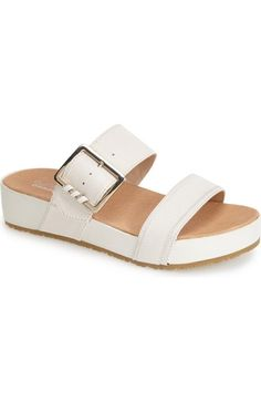 9d70cdb87bffa3 Dr. Scholl s Original Collection  Frill  Slide Sandal (Women)