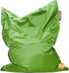 Koop Fatboy the Original Grasgroen online! Alle kleuren verkrijgbaar. Prijs: 189,- (Gratis thuisbezorgd) - De online Fatboy  leverancier - Makkelijk   Snel   Veilig bestellen bij LeukvoorNL.nl -
