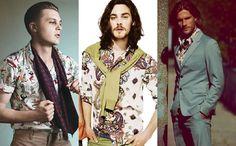 hombres con estilo: Hombre Primavera / Verano 2012 Moda Tendencia ...