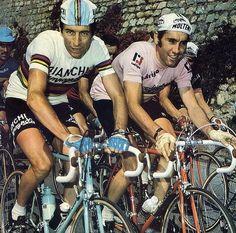 Parlamento Ciclista - Fotos del Giro de Italia II - El Baúl de los Recuerdos