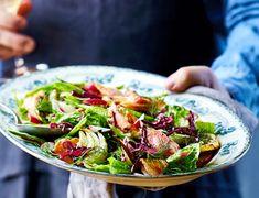 Sallad Niçoise - Viva vin o mat Nicoise, Frisk, Kung Pao Chicken, Sprouts, Vegetables, Ethnic Recipes, Food, Creative, Essen