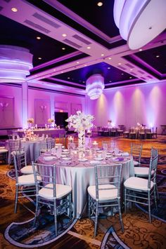 Wyndham Grand Bonnet Creek: David and Anita's Lovely Lavender Wedding  