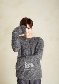 Kim Min Jae - Ize Magazine January '16