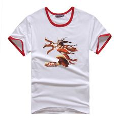 Blood Moon Akali Manches Courtes T-shirts frapper couleur (6 couleurs) Blood Moon Akali Manches Courtes T-shirts frapper couleur [LOL 00043]