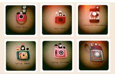 more quilled vintage cameras