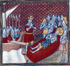 Décès du roi Saint-Louis. 25 août 1270 : mort du roi de France Saint-Louis en Afrique. Histoire de France. Patrimoine. Magazine