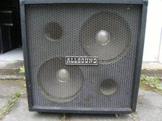 Allsound Bassbox BS 250 2x15 - Vintage - Tausch in Hannover - Ahlem-Badenstedt-Davenstedt | Musikinstrumente und Zubehör gebraucht kaufen | eBay Kleinanzeigen