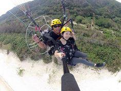 奄美大島で感動間違いなしの「モーターパラグライダー」にチャレンジ! - Find Travel