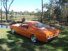 Custom Ford Mustang Fastback 1965