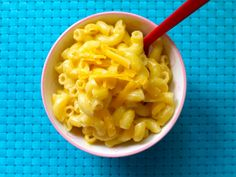 Rice Cooker Mac and Cheese | Weelicious.com