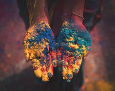 22 Celebrations of Culture From Around the World | Holi Festival of Color