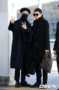 BTS Shows Impeccable Fashion Sense at Airport Terminal | Koogle TV