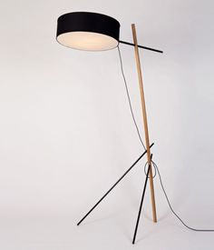 excel floor lamp by roll and hill >> see also desk lamp