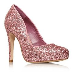 Carvela Pink Antibes High heel shoes