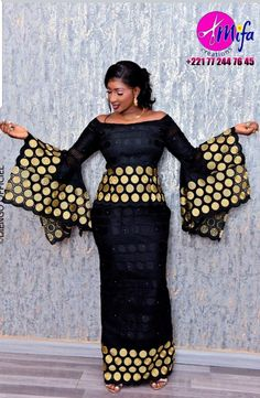 African Party Dresses, Long African Dresses, African Lace Styles, African Wedding Attire, Latest African Fashion Dresses, African Print Dresses, African Attire, African Fashion Traditional, African Inspired Fashion