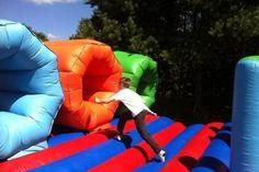 DUEL COMBAT Fun Gladiateur gonflable style battle combat batons et podiums