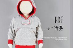 Baby Hoodie PDF Pattern - New Release Sale!