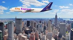City Express established express distribution which is the industry's brand company, providing fast and consistent delivery to more than 100 countries.