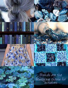 Ravenclaw, Libra Sun, Aquarius Moon and INFP