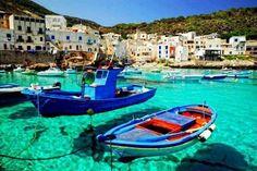 Italian Islands – Levanzo, Sicily