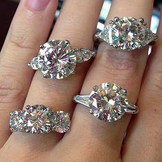 5k diamond engagement rings rings pinterest engagement and buying an engagement ring in the summer junglespirit Gallery