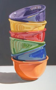 """Six Stack"" by Daryl Gortner."