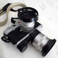 The Leica Lens Holder M