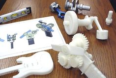 5 Ways Schools Are Already Using 3D Printing---I wish my budget would include a 3D printer                                                                                                                                                                                 More