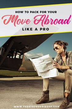 Packing to move abroad? 11 packing hacks and packing tips you need to read #travel #lifegoals #packingtips