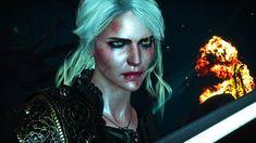The Witcher 3 Ciri Warrior by LarvayneYuno
