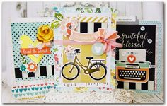 Emma's Paperie: Focus on Die-Cuts by Melissa Phillips