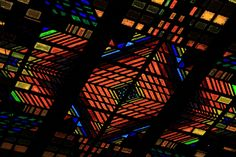 Stained Glass by BOGMOL - RON, via Flickr
