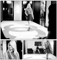 Chanel Fall Winter 2014 2015  www.glammm.nl