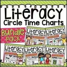 LITERACY CIRCLE TIME
