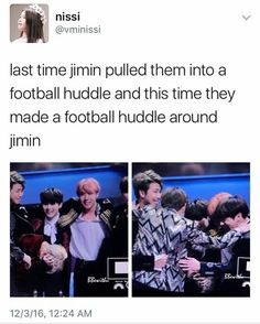 Look at Chim scratching his head. He cannot believe his dream came true twice in 2016! I'm happy he's happy!
