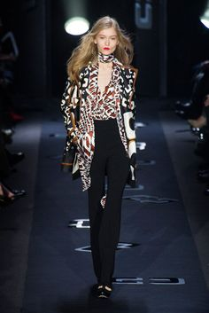 Diane von Furstenberg | Fashion Week Fall 2013