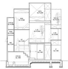 House NA図面3