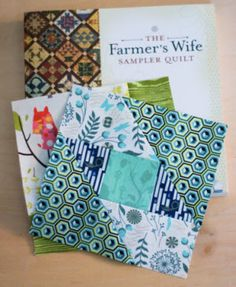 Week 1: The Farmer's Wife Quilt-Along · Quilting | CraftGossip.com