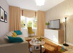 Фотографии [109262]: Солнечная квартира от дизайнера Татьяна Ткачук
