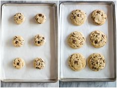 Jumbo Chocolate Chip Cookies - Tastes Better from Scratch Chocolate Chip Cookies Recipe Video, Homemade Oreo Cookies, Perfect Chocolate Chip Cookies, Chip Cookie Recipe, Soft Sugar Cookies, Chocolate Chip Cookie Dough, Popular Cookie Recipe, Favorite Cookie Recipe, Easy Cookie Recipes