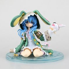 36.39$  Watch here - http://aliweo.shopchina.info/go.php?t=32795516285 - Japanese Anime Figures Date A Live Yoshino 1/7 Scale Sex Figurine Toys Doll PVC Action Figure Collectible Toys For Men 15CM  #shopstyle